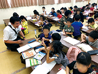 全力政策「教育と子育て」